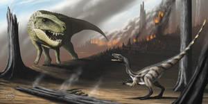 Tawa, Postosuchus and Late Triassic Wildfires