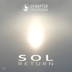 Oviraptor Space Program - Sol Return Track Art by MicrocosmicEcology