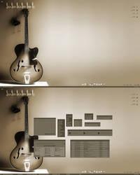 Guitar by ILB0mb3rm4n