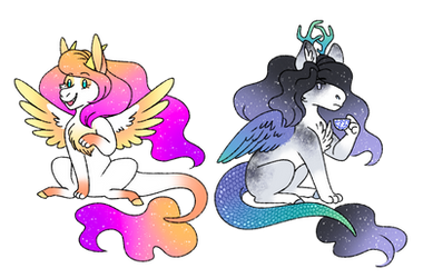 The Royal Celestibabs