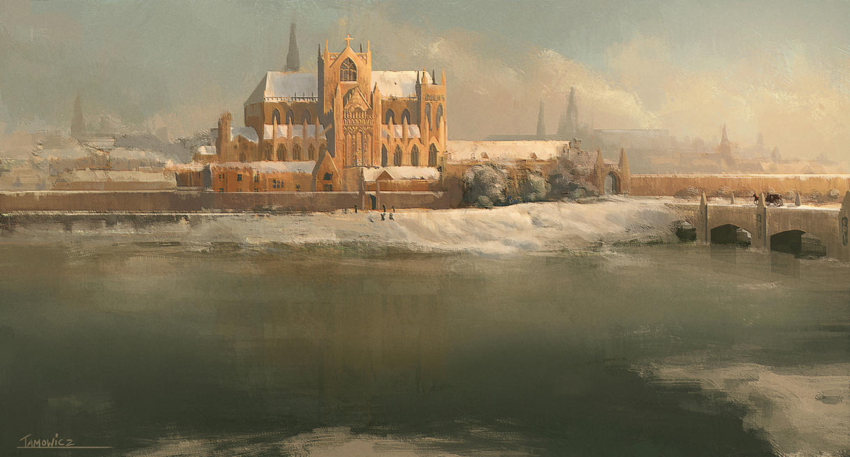 History - winter by tamowicz