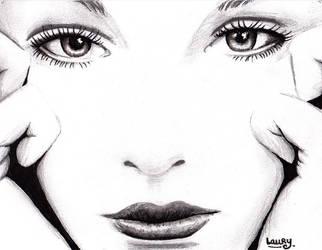 Portrait by Laaury