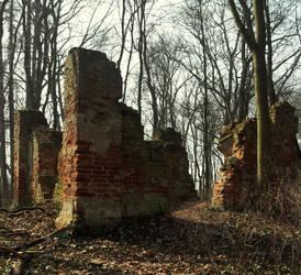 Tomb ruins