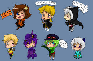Cheebs and Stuff by SymphKat