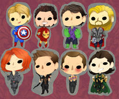 Assemble!! by SymphKat