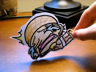 Usopp by Bubble-Gum-Gir