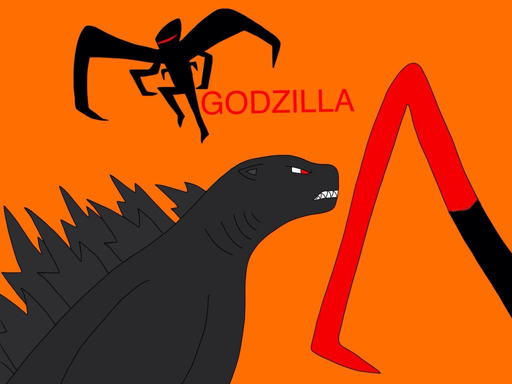 Godzilla (2014) by Mega-Gojira