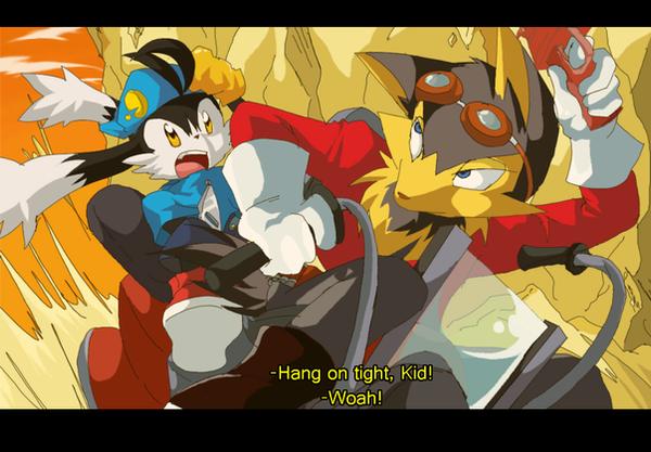 Klo Heroes fan Screenshot by Hyrika