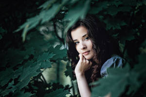 Eva in the Woods
