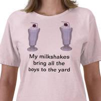 Milkshakes by MechXTech