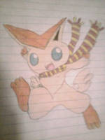 Victini gryffindor by MechXTech