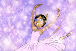 Janet the dancing princess