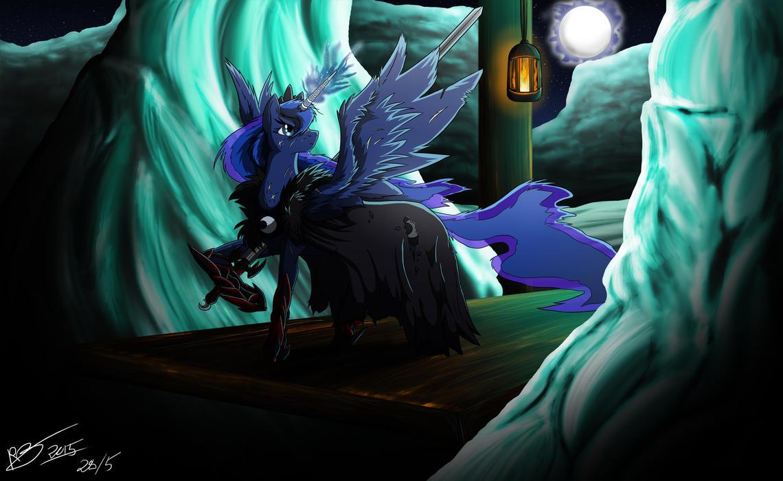 Princess of the Night by Resiri