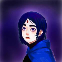 Raven  by Adrianisawaffle