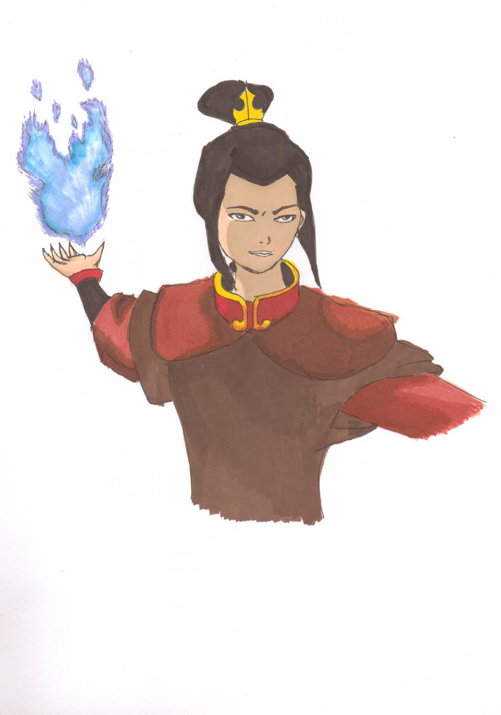 Azula by DrinkCactusJuice
