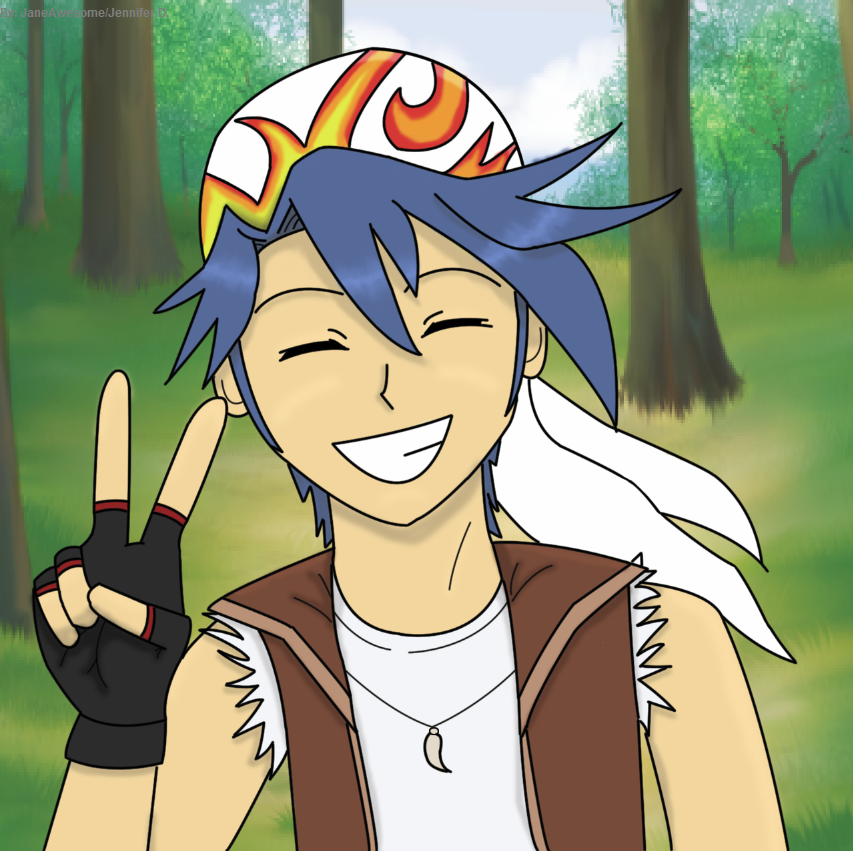 Harvest Moon: Luke by Z-shara on DeviantArt