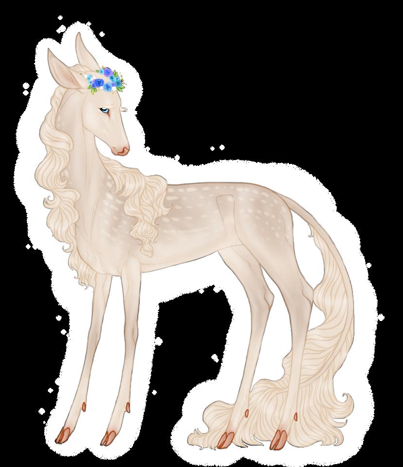 Princess Iminye by SilveringOak