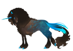 Boucle Unicorn Import A198