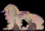 Boucle Unicorn Import A267
