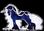 Boucle Unicorn Import B409