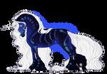 Boucle Unicorn Import B413