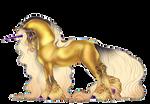 Boucle Unicorn Import B470