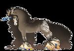 Boucle Unicorn Import C378