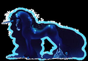 Boucle Unicorn Import C396 by SilveringOak