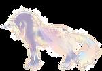 Boucle Unicorn Import C397
