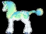 Boucle Unicorn Import D123