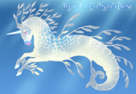 Boucle Unicorn Import Q418 by SilveringOak