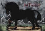 Boucle Unicorn Bataille Import T493