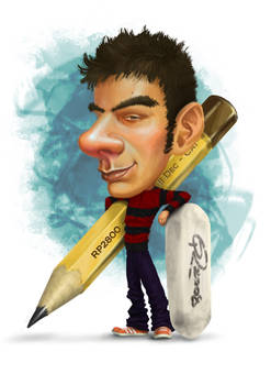 Me as Caricature
