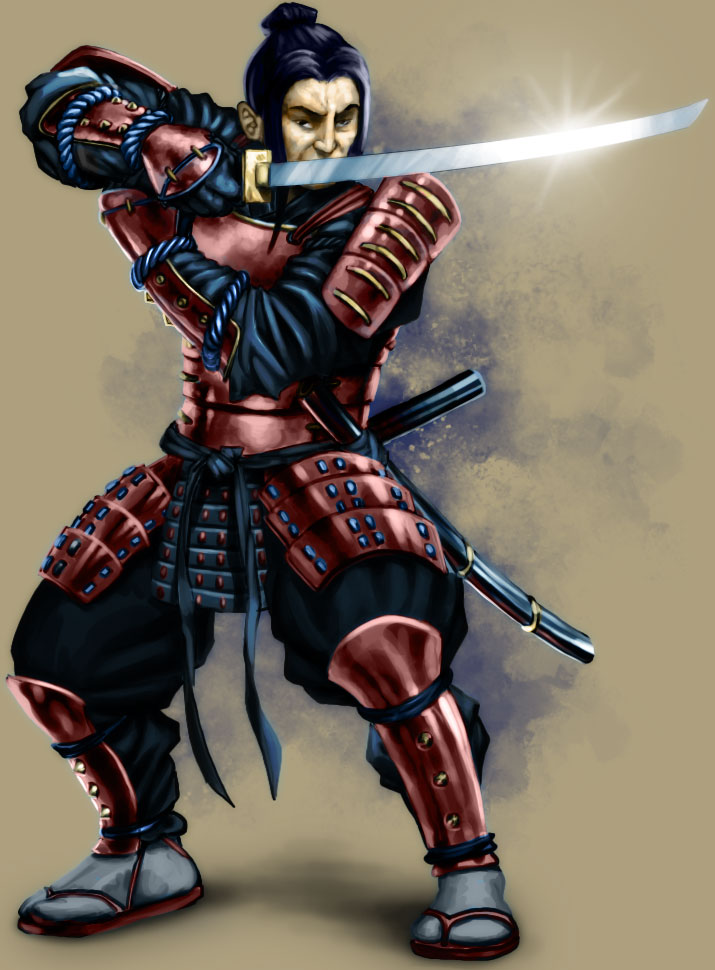Ninjas and Samurais: Teenage Mutant Turtles, Wolverine and
