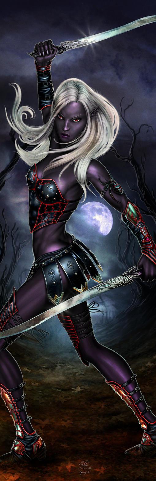 Swordsinger by Akeiron