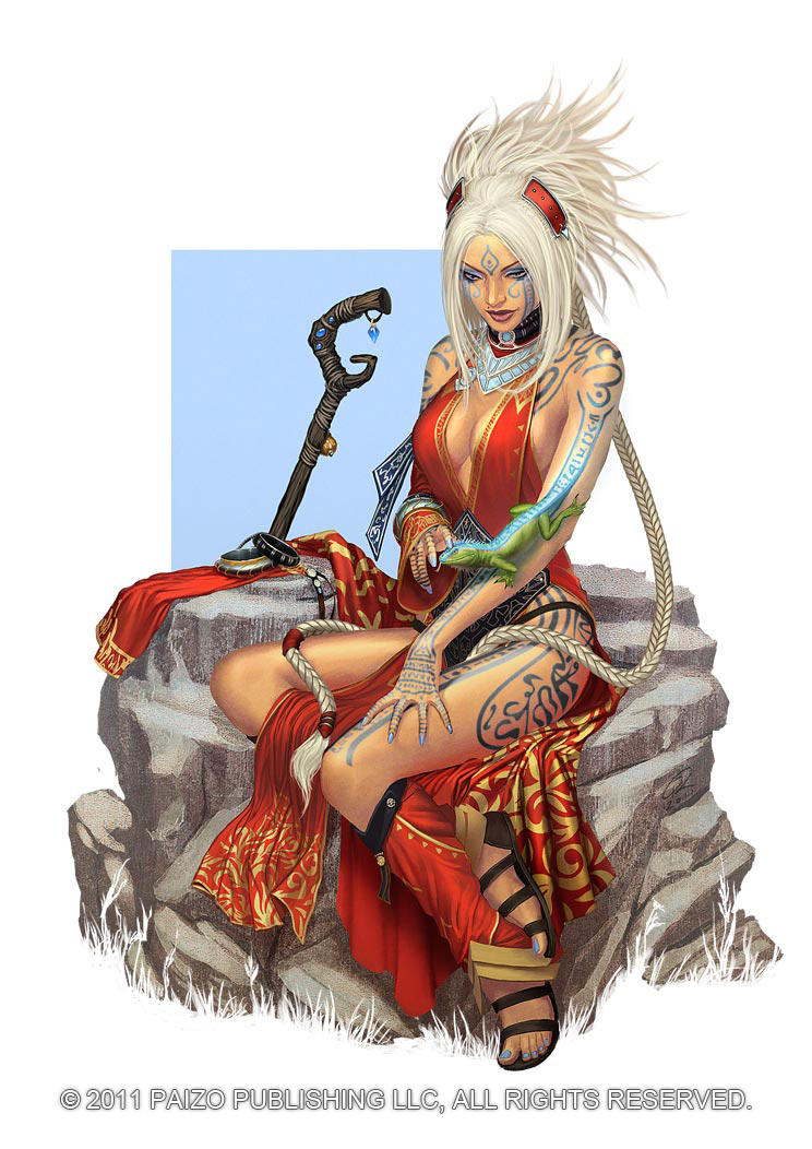 Seoni's pet tattoo by Akeiron