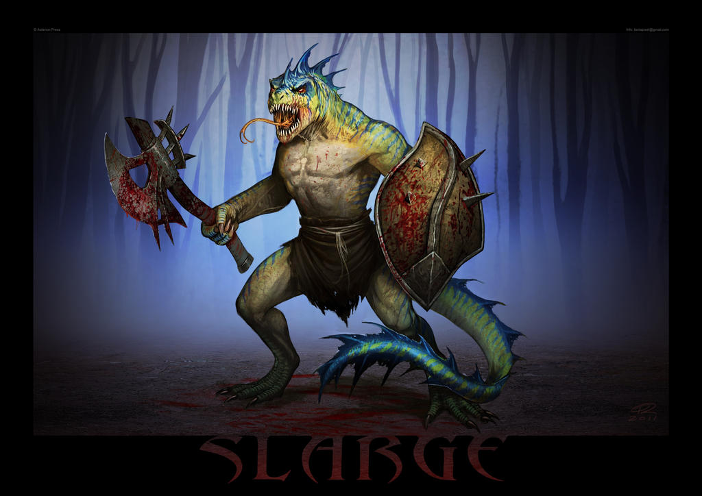 Slarge by Akeiron