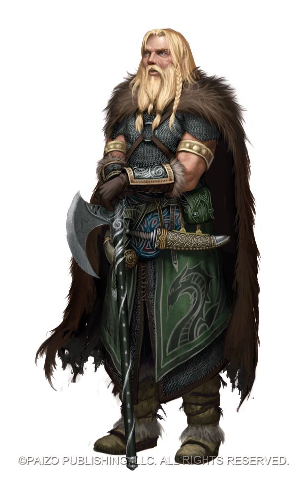 Honor - Viking by Akeiron