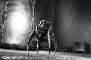 The Vortex by Akeiron