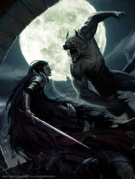 Lycan VS Vampire