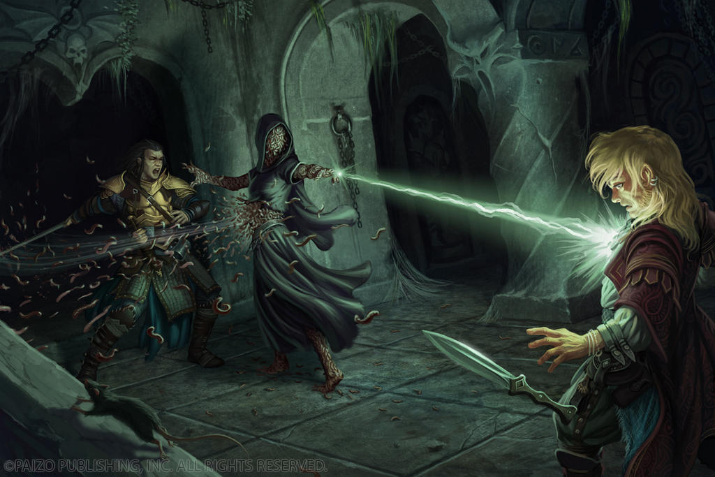 Worm Opener by Akeiron