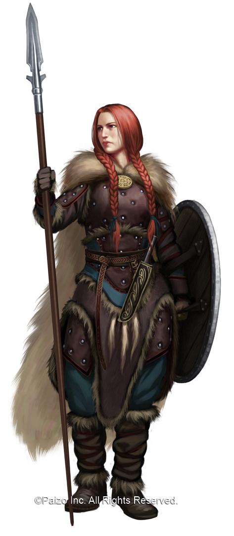 Ulfen Guard by Akeiron
