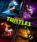 Nickelodeon TMNT 2012 Poster
