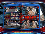 WWE Payback 2013 blu-ray Cover