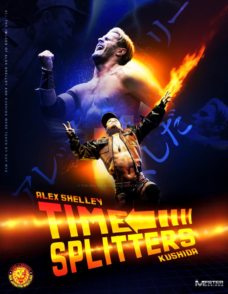 TIME SPLITTERS Custom poster by Mohamed-Fahmy