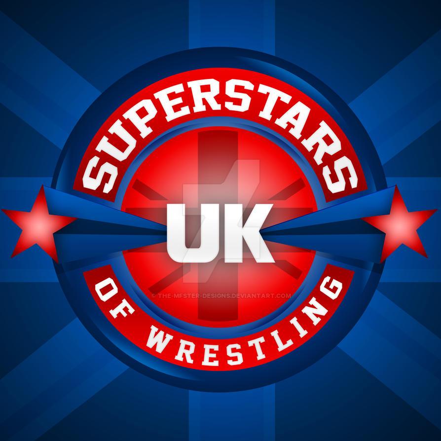 Superstars Of Wrestling UK logo by Mohamed-Fahmy