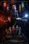 Harry Potter And The Cursed Child Custom poster