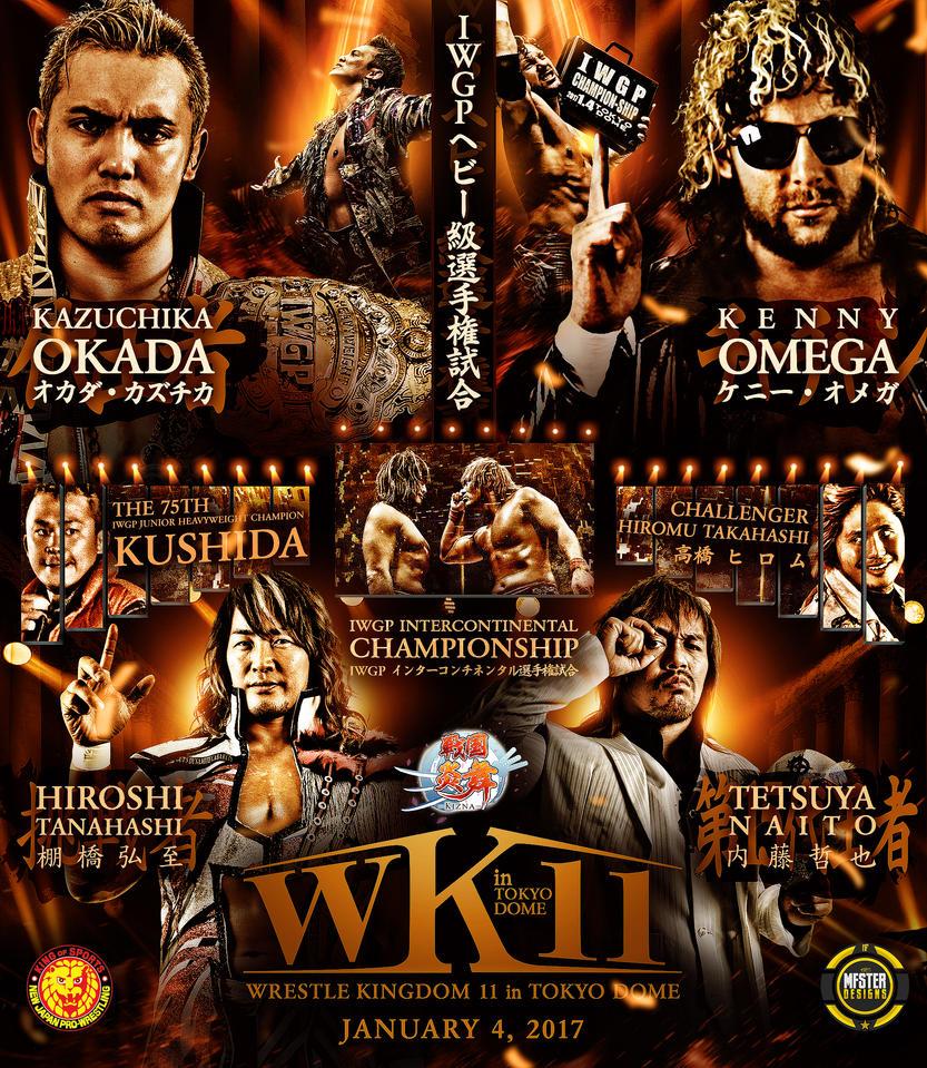 wrestle kingdom 12 how to watch