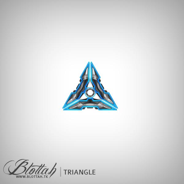 Triangle by blottah