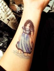 Something I drew on my arm :p